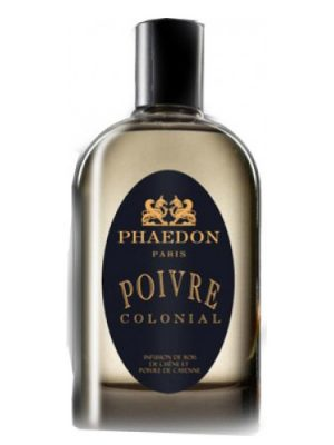 Phaedon Poivre Colonial Phaedon для мужчин и женщин