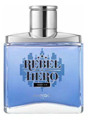 Mango Rebel Hero Night Out Mango для мужчин