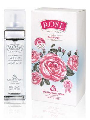 Bulgarian Rose Rose Original Parfum Bulgarian Rose для мужчин и женщин