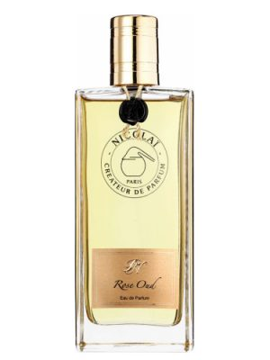 Nicolai Parfumeur Createur Rose Oud Nicolai Parfumeur Createur для мужчин и женщин