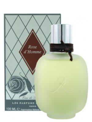 Les Parfums de Rosine Rose d'Homme Les Parfums de Rosine для мужчин