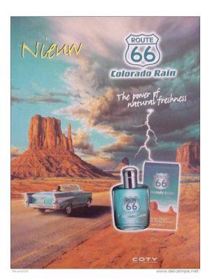 Coty Route 66 Colorado Rain Coty для мужчин