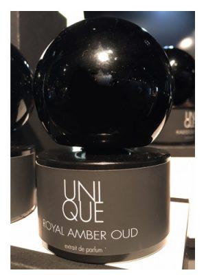 Unique Royal Amber Oud Unique для мужчин и женщин