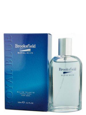 Brooksfield Royal Blue Brooksfield для мужчин