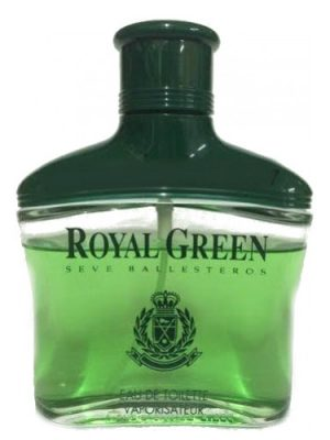 Myrurgia Royal Green by Seve Ballesteros Myrurgia для мужчин