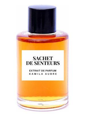 Kamila Aubre Botanical Perfume Sachet de Senteurs Kamila Aubre Botanical Perfume для мужчин и женщин