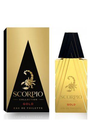 Scorpio Scorpio Collection Gold Scorpio для мужчин