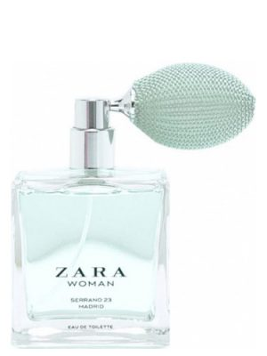Zara Serrano 23 Madrid Zara для женщин
