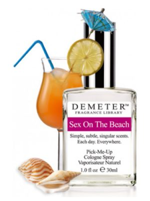 Demeter Fragrance Sex on the Beach Demeter Fragrance для женщин