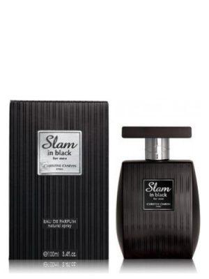 Christine Darvin Slam in Black for men Christine Darvin для мужчин