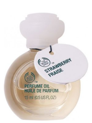 The Body Shop Strawberry Perfume Oil The Body Shop для женщин