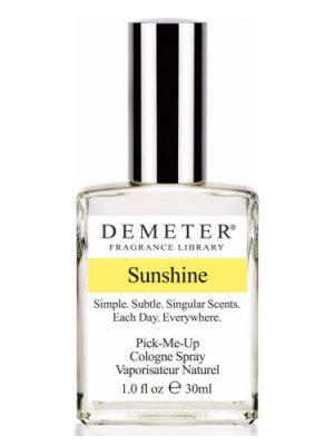 Demeter Fragrance Sunshine Demeter Fragrance для мужчин и женщин
