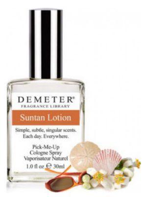 Demeter Fragrance Suntan Lotion Demeter Fragrance для женщин