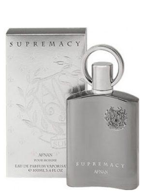 Afnan Perfumes Supremacy Silver Afnan Perfumes для мужчин