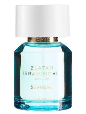 Zlatan Ibrahimovic Parfums Supreme Pour Femme Zlatan Ibrahimovic Parfums для женщин