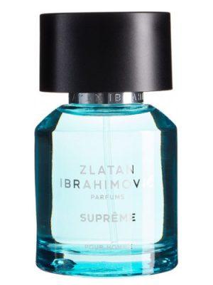 Zlatan Ibrahimovic Parfums Supreme Pour Homme Zlatan Ibrahimovic Parfums для мужчин