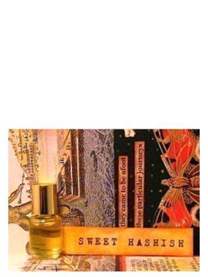 Scent by the Sea Sweet Hashish Perfume Oil Scent by the Sea для мужчин и женщин