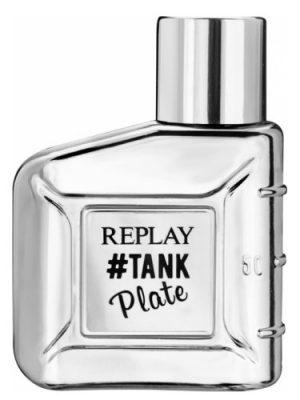 Replay #Tank Plate for Him Replay для мужчин