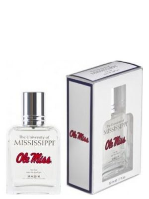 Masik Collegiate Fragrances The University of Mississippi Women Masik Collegiate Fragrances для женщин