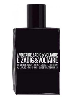 Zadig & Voltaire This is Him Zadig & Voltaire для мужчин