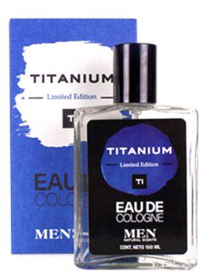 Natural Scents Titanium Eau de Cologne Natural Scents для мужчин