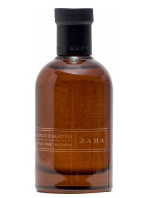 Zara Tobacco Collection Intense Dark Exclusive  Zara для мужчин