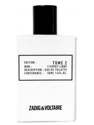 Zadig & Voltaire Tome 2 La Légèreté Zadig & Voltaire для мужчин и женщин