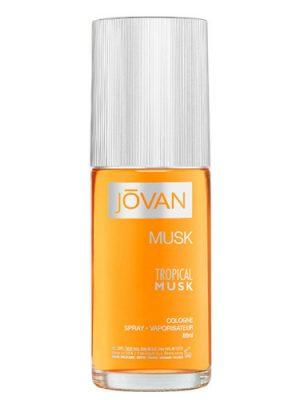 Jovan Tropical Musk for Him Jovan для мужчин