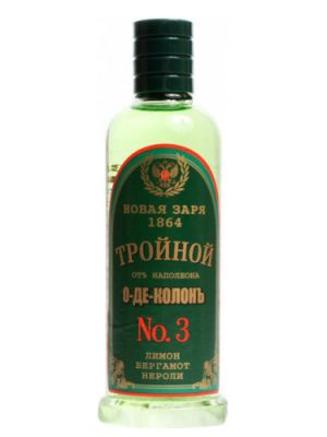 Novaya Zarya Troynoy Odekolon ot Napoleona No.3 Тройной Одеколон от Наполеона No.3 Novaya Zarya для мужчин