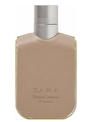 Zara Unique Leather Zara для мужчин