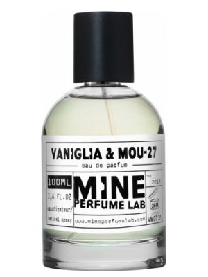 Mine Perfume Lab Vaniglia & Mou-27 Mine Perfume Lab для мужчин и женщин