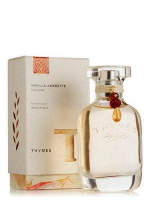 Thymes Vanilla Ambrette Cologne Thymes для мужчин и женщин