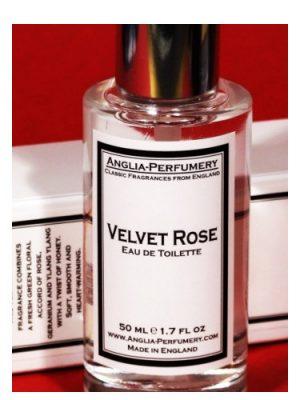Anglia Perfumery Velvet Rose Anglia Perfumery для женщин