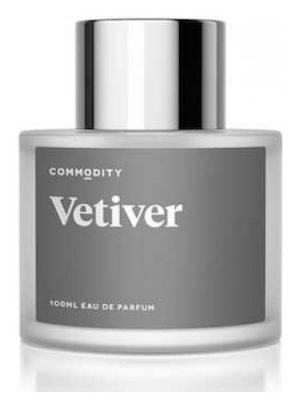 Commodity Vetiver Commodity для мужчин и женщин
