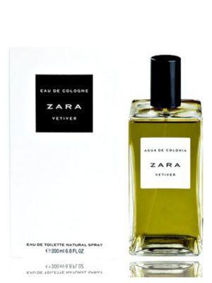 Zara Vetiver Zara для мужчин