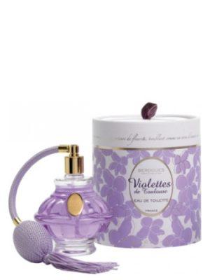 Parfums Berdoues Violettes de Toulouse Eau de Toilette Parfums Berdoues для женщин
