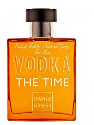 Paris Elysees Vodka The Time Paris Elysees для мужчин