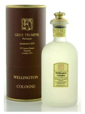 Geo. F. Trumper Wellington Cologne Geo. F. Trumper для мужчин