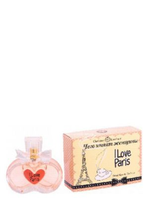 Christine Lavoisier Parfums What Women Want I Love Paris Christine Lavoisier Parfums для женщин