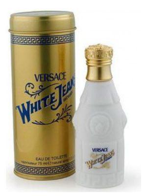 Versace White Jeans Versace для женщин
