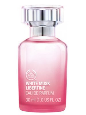 The Body Shop White Musk Libertine The Body Shop для женщин
