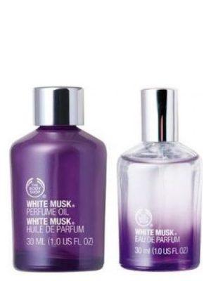 The Body Shop White Musk The Body Shop для женщин