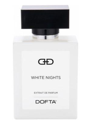 Dofta White Nights Extrait de Parfum Dofta для мужчин и женщин