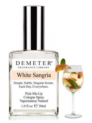 Demeter Fragrance White Sangria Demeter Fragrance для мужчин и женщин