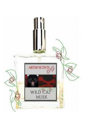 Arts&Scents Wild Cat Musk Arts&Scents для мужчин и женщин