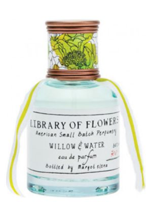 Library of Flowers Willow and Water Library of Flowers для мужчин и женщин