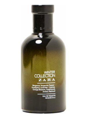 Zara Winter Collection Zara для мужчин