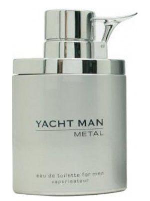 Myrurgia Yacht Man Metal Myrurgia для мужчин