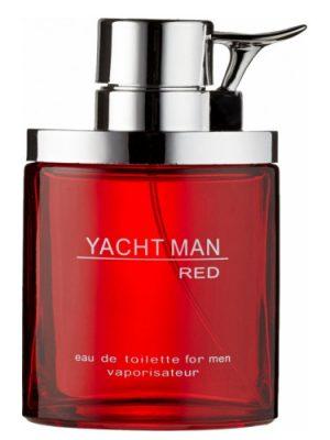 Myrurgia Yacht Man Red Myrurgia для мужчин
