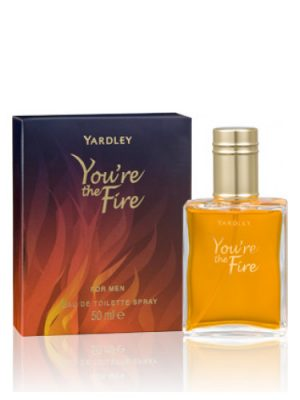 Yardley You're the Fire For Men Yardley для мужчин